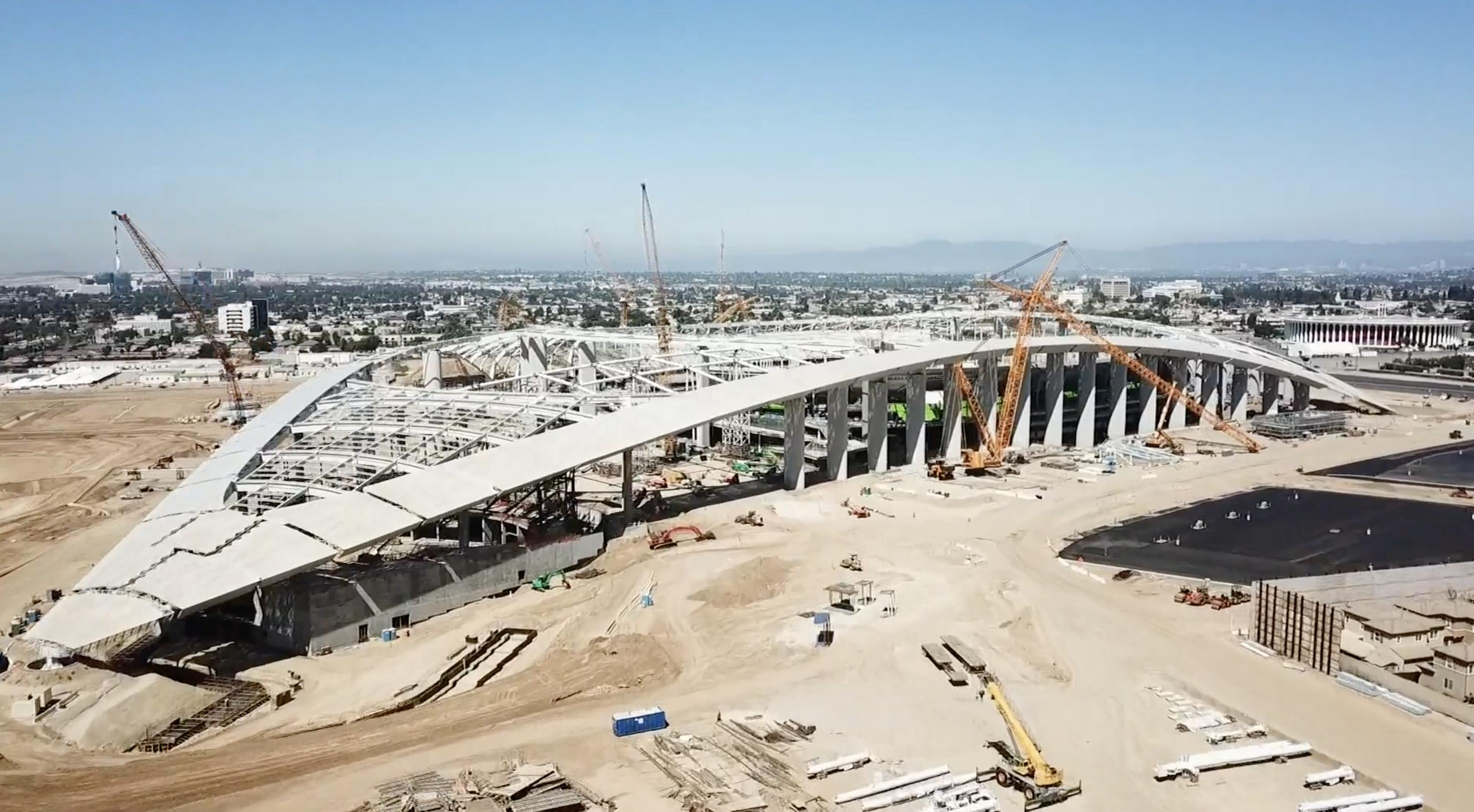 Rams Stadium Video screenshot